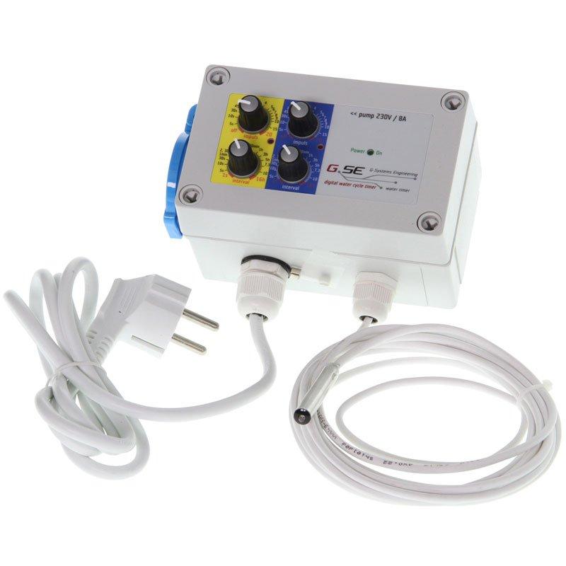 Gse de agua con temporizador de entrada de 230 v o con - Sensor de luz precio ...
