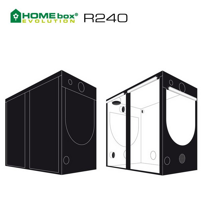 Homebox evolution r240 for Chambre de culture artisanale