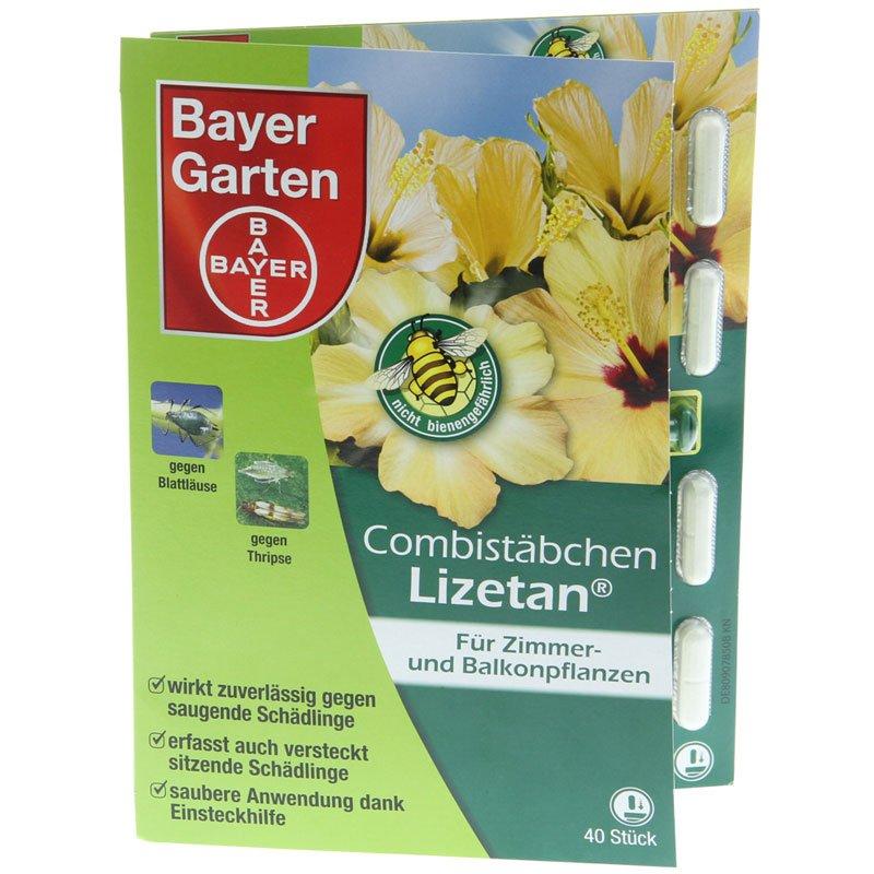 Pastillas Lizetan Bayer Garden 40 Uds.