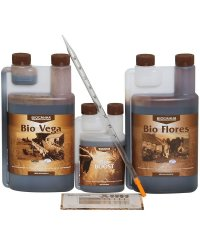 Kit de fertilizantes BIOCANNA