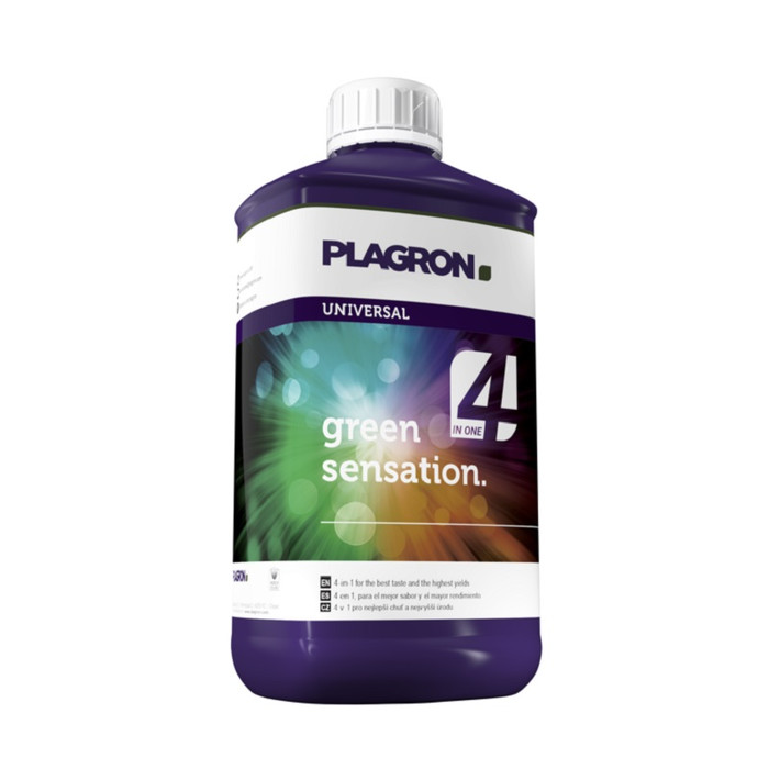 Plagron Green Sensation 1 litro