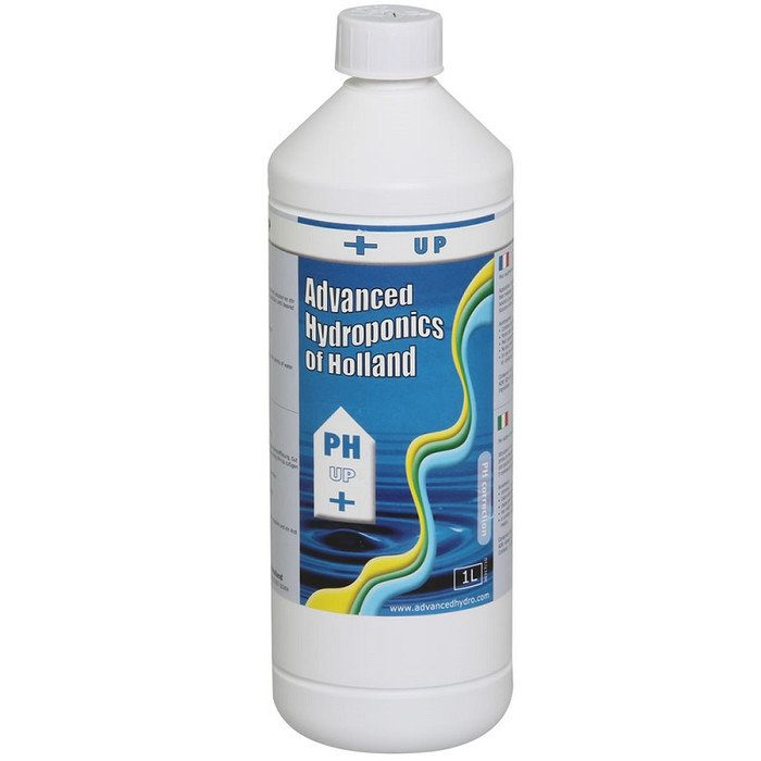 Advanced Hydroponics pH+ Crecimiento y Floracion 1 L
