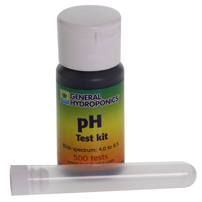 GHE pH Test Kit