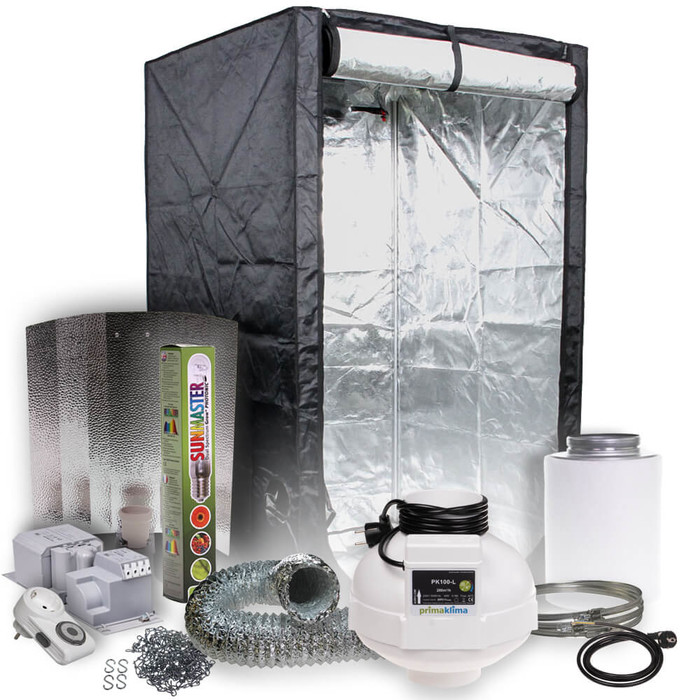 Hydro Shoot Grow Box HS80 Set - 250W