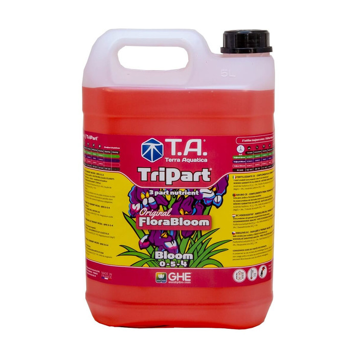 GHE TriPart Bloom 5 L (FloraBloom)