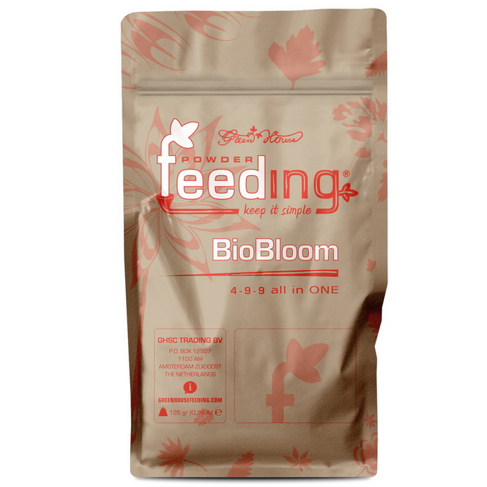 Green House Powder Feeding BioBloom 125g, 500g, 1kg, 2,5kg