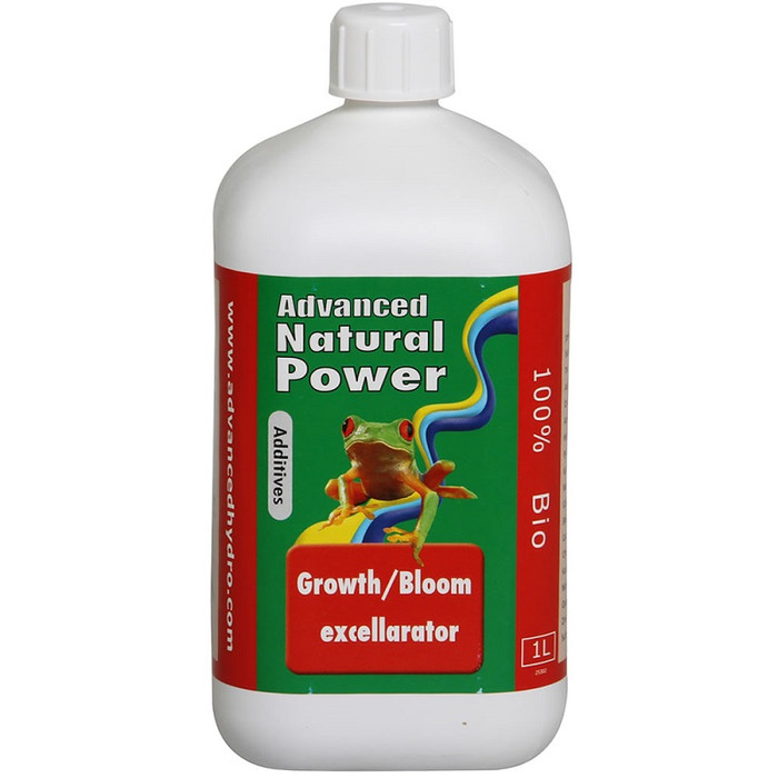 Advanced Hydroponics Growth/Bloom Excellarator 1 L