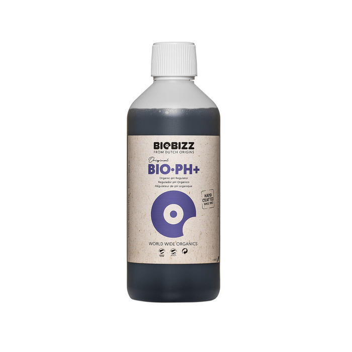 Regulador orgánico pH Up BioBizz 250ml