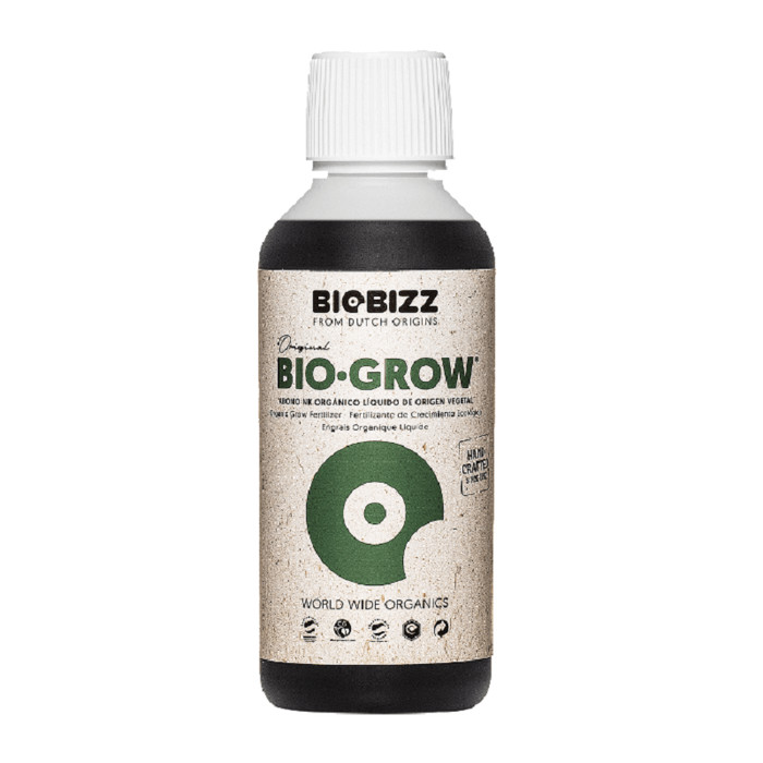 BIOBIZZ Bio-Grow fertilizante orgánico 250ml - 10L