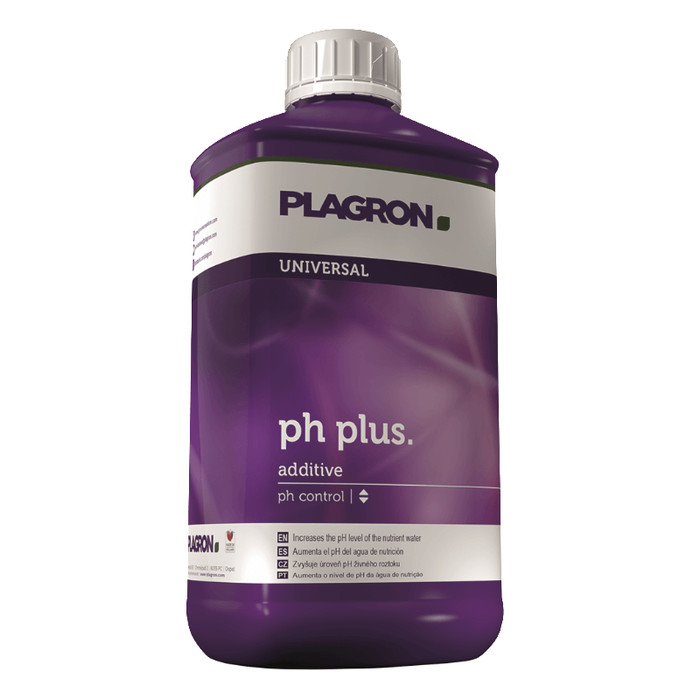 Plagron ph+ regulador 500ml