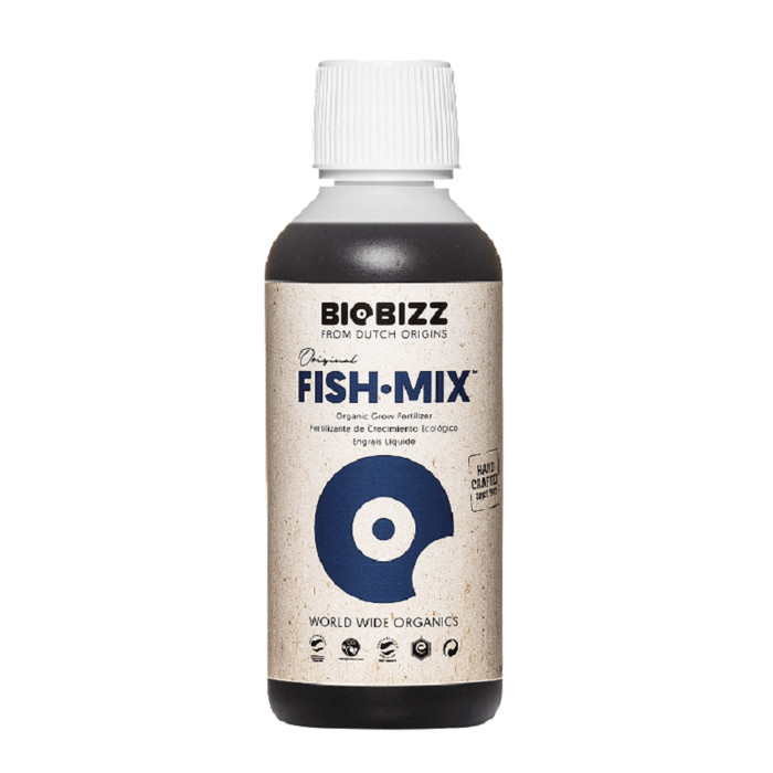 BIOBIZZ Fish-Mix fertilizante orgánico 250 ml - 10L