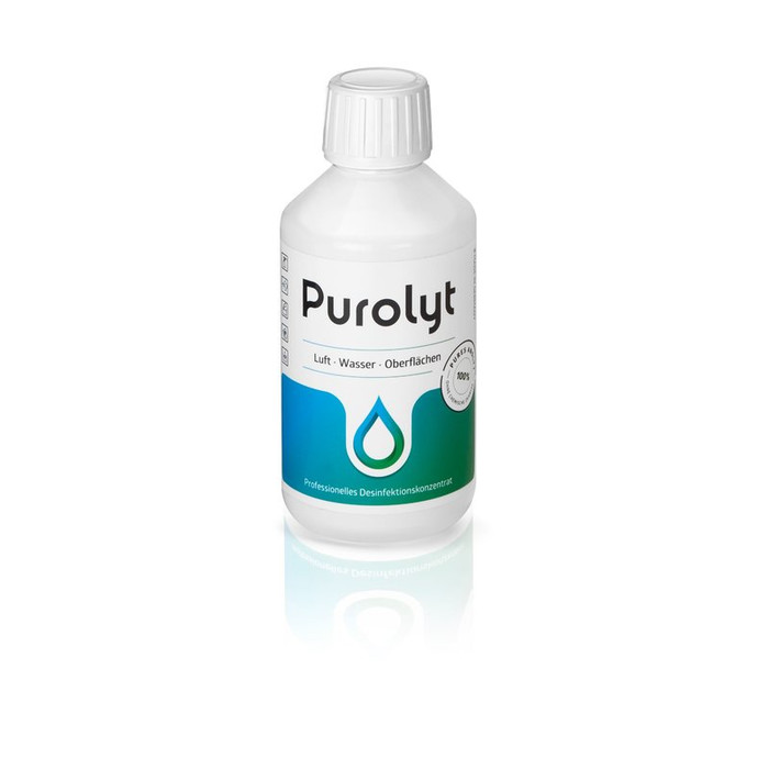 Concentrado desinfectante Purolyt 250ml, 500ml, 1L, 5L
