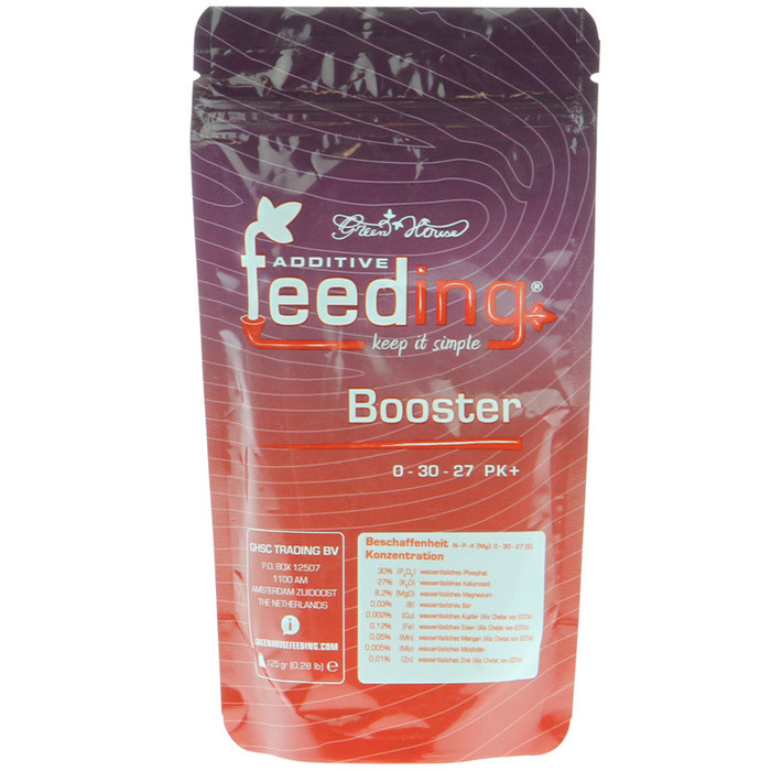Green House Powder Feeding Booster 125g, 500g, 1kg, 2,5kg