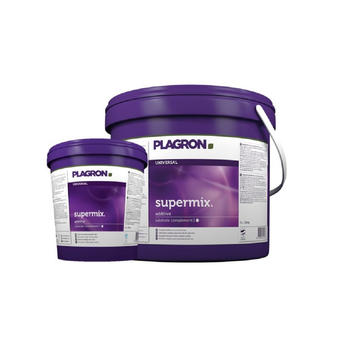 Plagron Supermix Fertilizante natural completo 1L y 5L