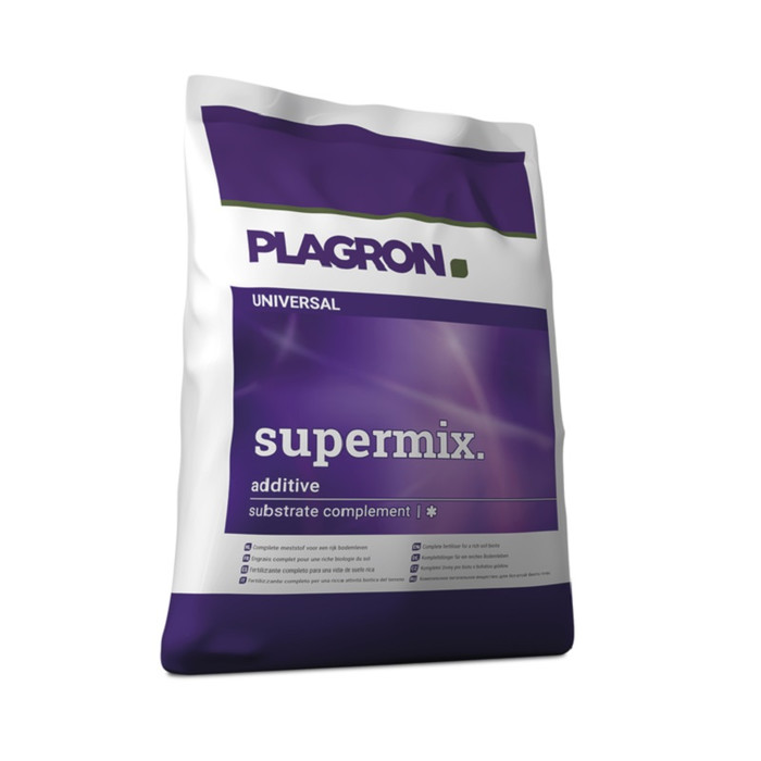 Plagron Supermix Fertilizante natural completo 25 L